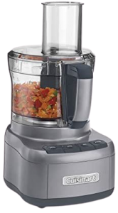 Cuisinart FP-8GMP1 Elemental 8 Cup Food Processor Good food processor 2021