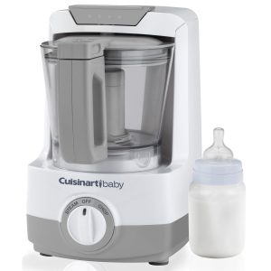 Cuisinart BFM-1000 Baby Food Maker and Bottle Warmer best baby food maker 2021