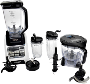 Nutri Ninja Blender Kitchen System with Auto-iQ and Powerful