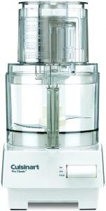 best food processor for meat 2021 Cuisinart DLC-10SYP1 Food Processor, 7 Cup, White