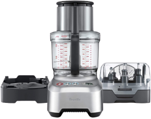 best industrial food processor 2021 Breville BFP820BAL Sous Chef 16 Peel & Dice, Brushed Aluminum