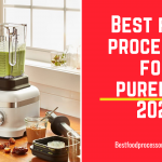 Best Food Processor For Pureeing 2021
