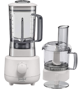 Goodful by Cuisinart BFP700GF Food Processor, Blender Combo best food processor for vegans 2021