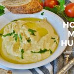 How To Make Hummus - Best & Easy Hummus Recipe