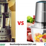 Food Processor vs Chopper