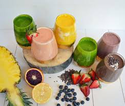 Healthy Nutritional Smoothie